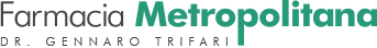 Buono sconto FARMACIA METROPOLITANA logo