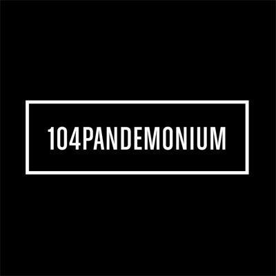 Buono sconto 104PANDEMONIUM logo