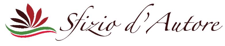 Buono sconto SFIZIO D'AUTORE logo