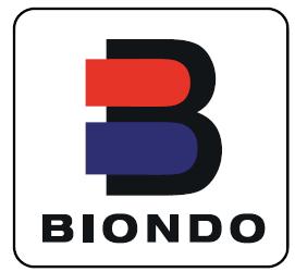 Buono sconto BIONDO logo