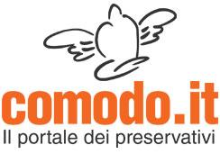 Buono sconto Comodo.it - il portale dei preservativi logo