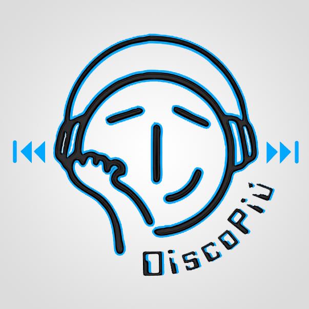 Buono sconto DISCOPIU' logo