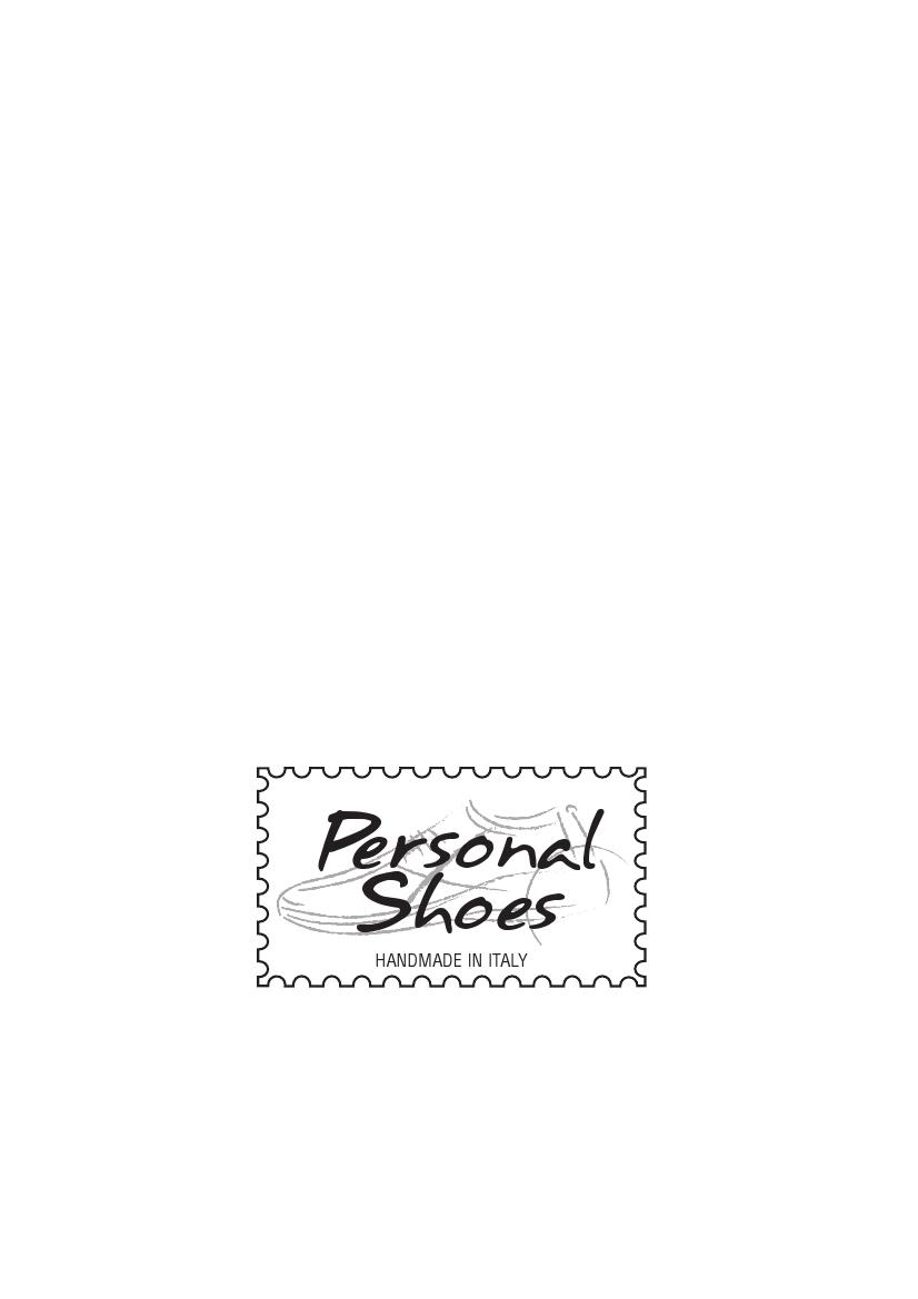 Buono sconto PERSONAL SHOES logo