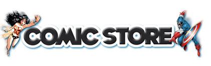 Buono sconto COMICSTORE logo