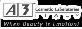Buono sconto A3 Cosmetics logo