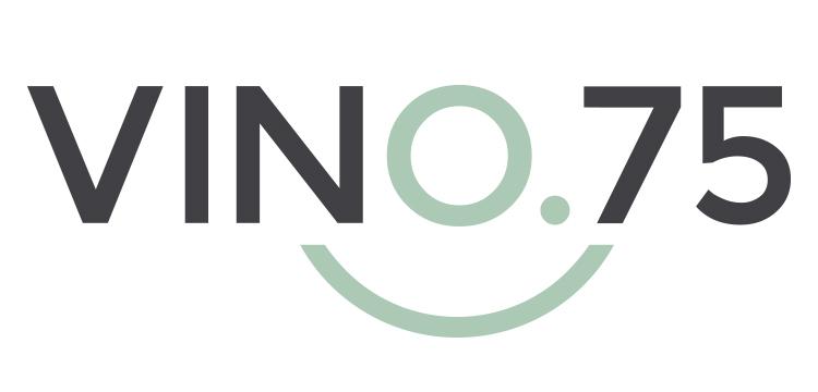 Buono sconto VINO75.COM logo
