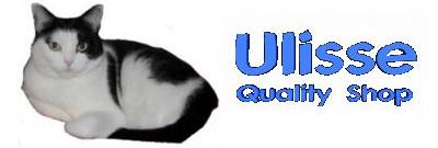 Buono sconto Ulisse Quality Shop logo